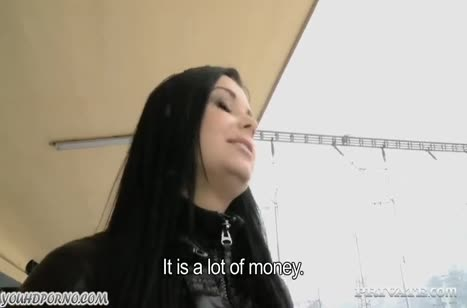 Ради денег Victoria Blaze готова потрахаться 2