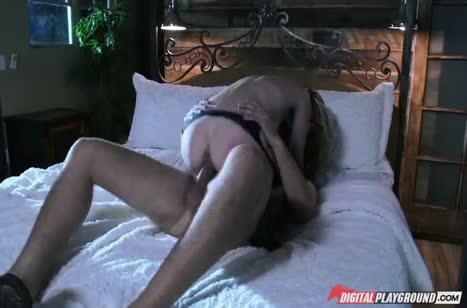 Блондинка Аня Олсен отдается во власть ухажера 5